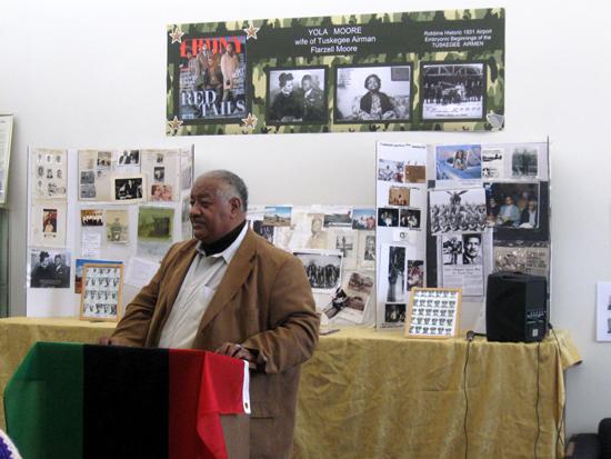 Tyrone Haymore - Robbins Historical Museum